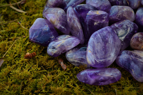 Amethyst~For Healing, Divine Wisdom & Psychism - Wild Witchery