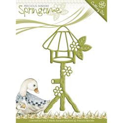 Find It [Precious Marieke] - Spring Time Bird Feeder Die
