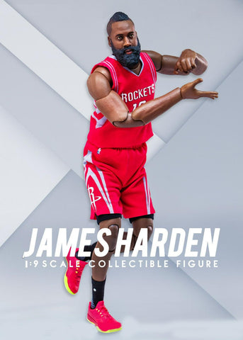 Enterbay NBA Collection – James Harden 1/9 scale (Series 1)