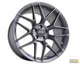 Mustang RTR Tech 7 Charcoal Wheel 20x10.5