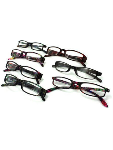 Assorted Reading Glasses (Available in a pack of 24)