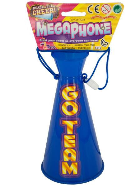 Kids Mini Megaphone (Available in a pack of 24)