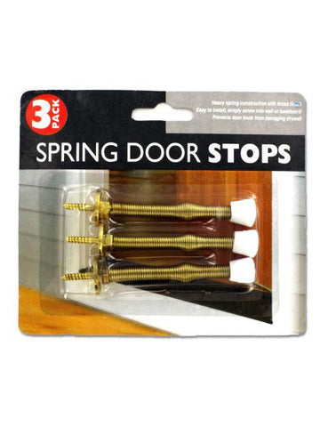 Spring Door Stop Set (Available in a pack of 24)