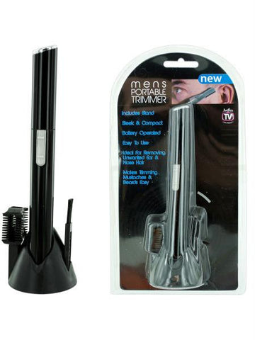 Battery Operated Men's Portable Trimmer (Available in a pack of 5)