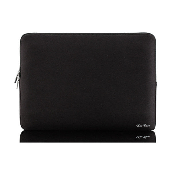 "Portable Zipper Soft Liner Sleeve Laptop Bag Notebook Case Computer Bag Smart Cover for 11"" 13"" 14""15"" Macbook Air Pro Retina"