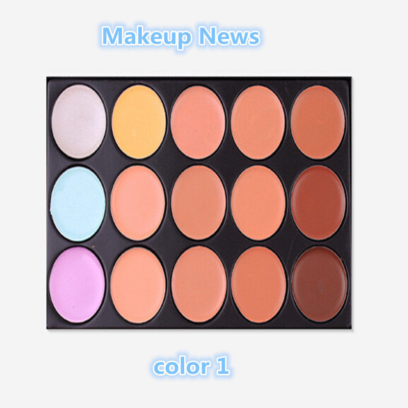 1pcs Natural15 Colors Eye shadow  cosmetics Long Lasting Makeup Eyeshadow Palette Cosmetic set For Women15 Earth naked Color