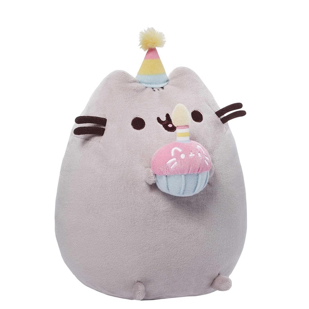 Pusheen Happy Birthday Soft Toy