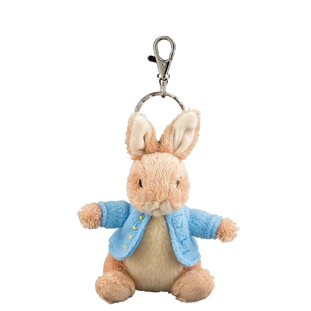 GUND Peter Rabbit Soft Toy Keyring