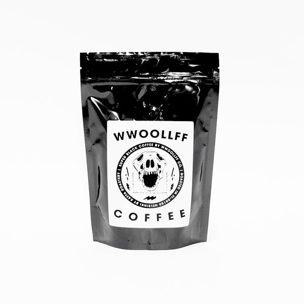 Super Black Coffee by WWOOLLFF CO.