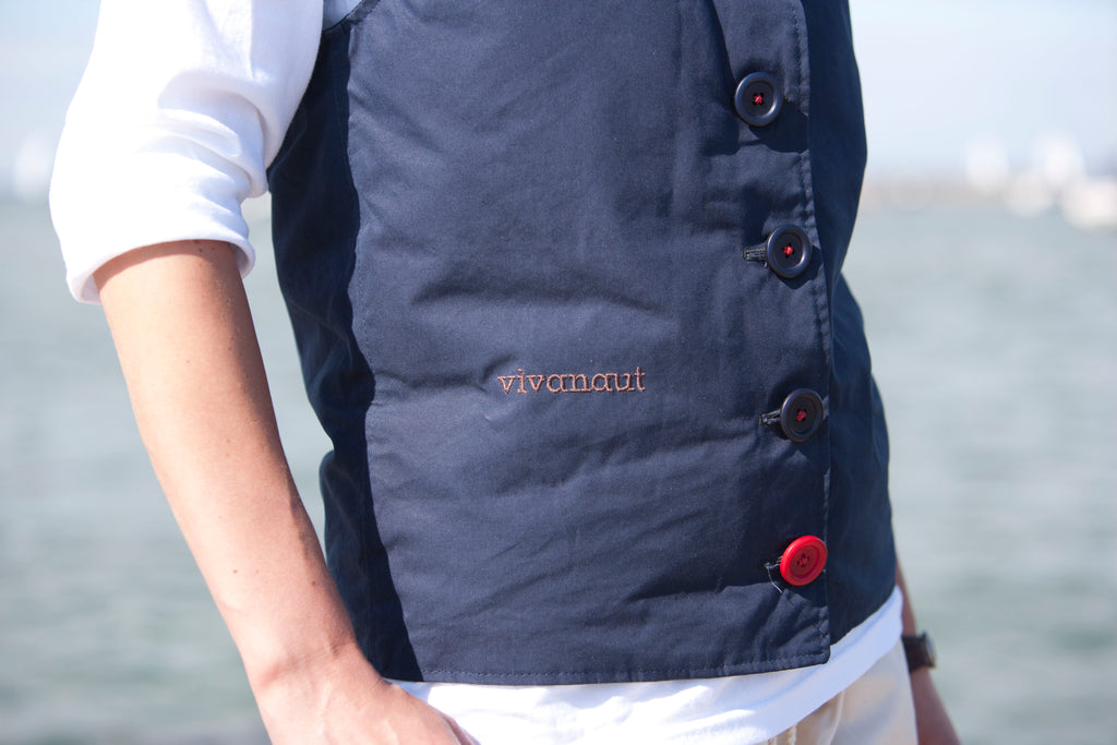 Welsh Rarebit Vest