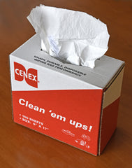 CEN14341 / POP UP WIPES (CTN 6PKS150) 900 CT PER CASE CA