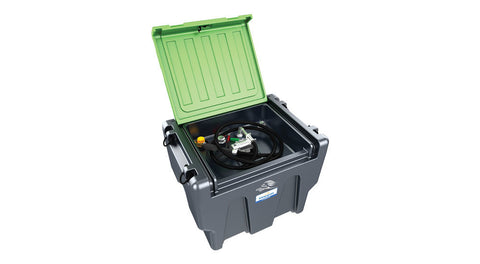 TM53, 53gal Diesel Grey/Green Dispensing System Complete EA
