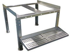 ECONO STORAGE SYSTEM STAND W/BOLT PACKAGE EA