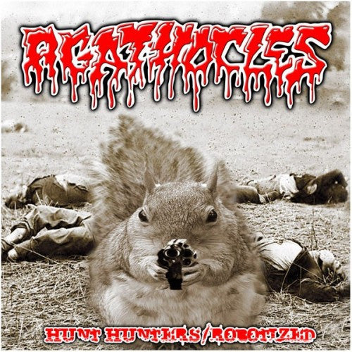 AGATHOCLES - Hunt Hunters/ Robotized CD