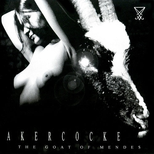 AKERCOCKE - The Goat Of Mendes CD