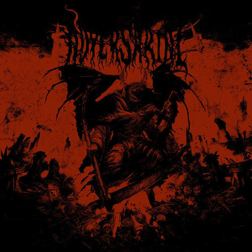 ADVERSARIAL - Death, Endless Nothing and the Black Knife of Nihilism CD