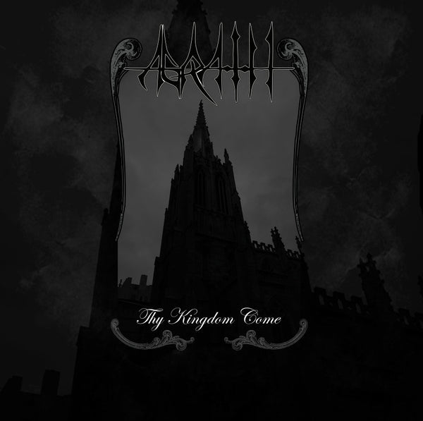 AGRATH - Thy Kingdom Come LP