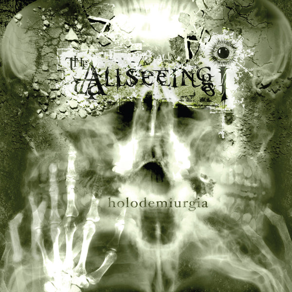 ALLSEEING I, THE - Holodemiurgia CD