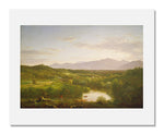 MFA Prints archival replica print of Thomas Cole, River in the Catskills from the Museum of Fine Arts, Boston collection.