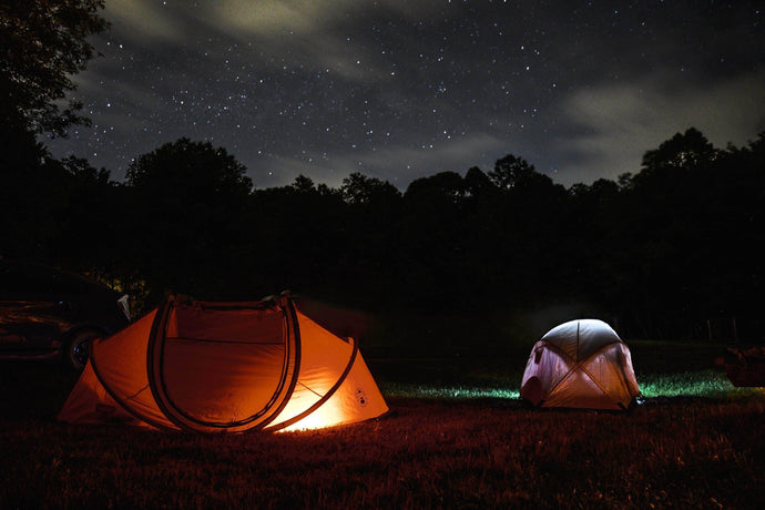 Top 8 Tools For Comfortable Camping