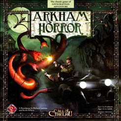 Arkham Horror- 3rd Edition