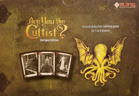 Are you the Cultist? Intrigue Edition