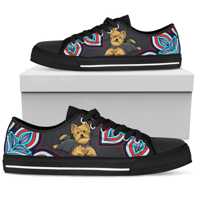 Yorkie Women's Low Top Shoe