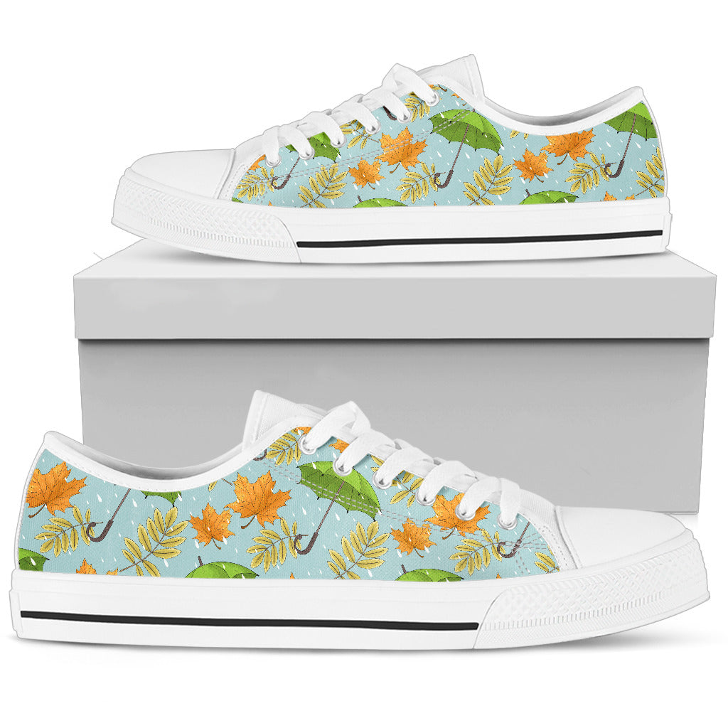 Fall Charm Women's Low Top Shoe