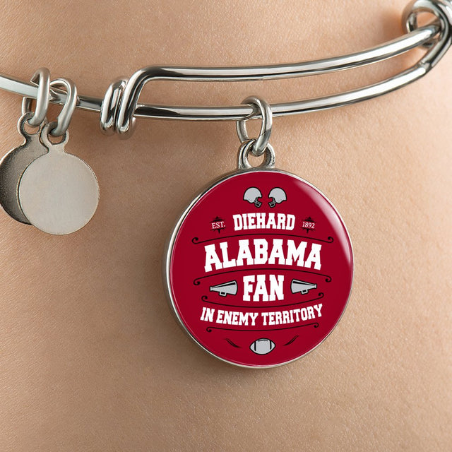 Alabama Fan Bracelet