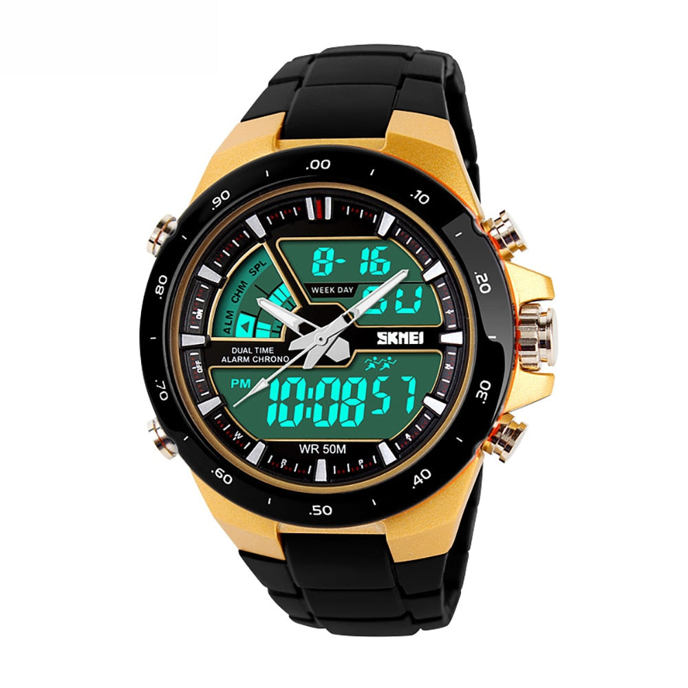 Dive Swim Fashion Digital Military Wristwatches Giveaway!