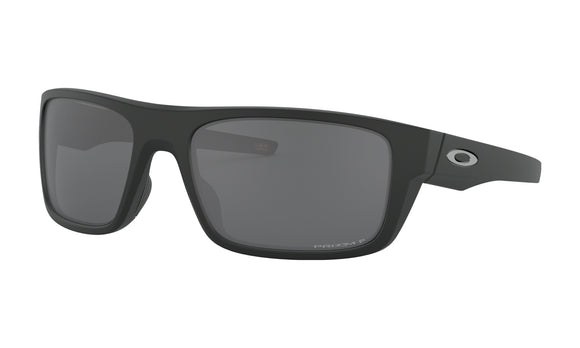 Oakley Drop Point Sunglasses 009367-0860 Matte Black Prizm Black Polarized