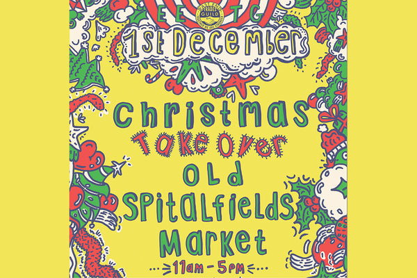 Small Business Saturday at Spitalfields Market
