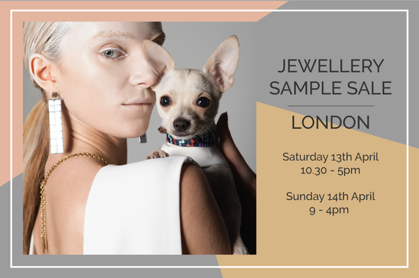 LONDON JEWELLERY SAMPLE SALE