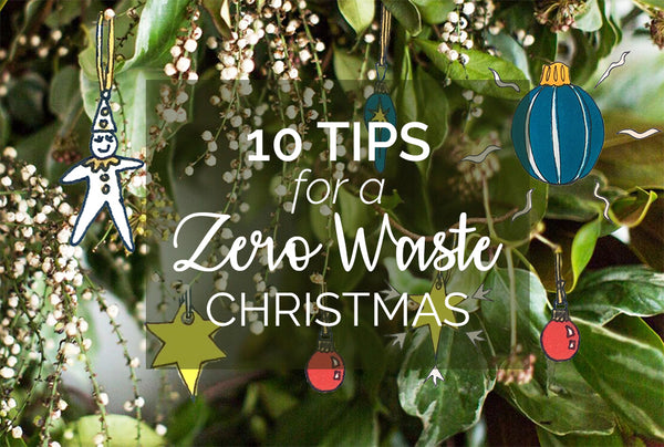 10 Tips For A Zero Waste Christmas