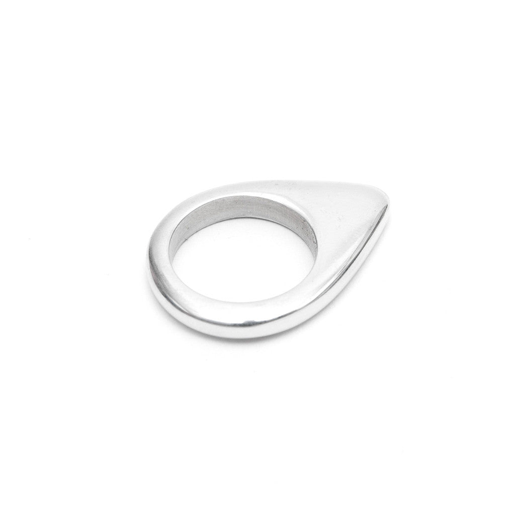 Signature Arrow Aluminium Ring