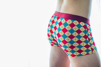 Diamond Dash Boxer Briefs  -  Boxer Briefs - TasteeTreasures
