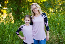 Load image into Gallery viewer, Mommy & Me Raglan Tops