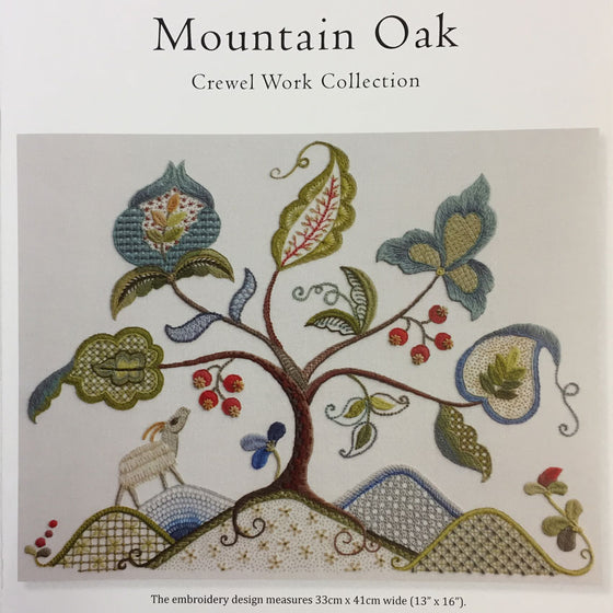 Mountain Oak