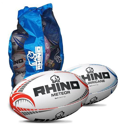 Training and Match Rugby Union Ball Bundle Pack - UK Call for prices - rhino-direct-2.myshopify.com