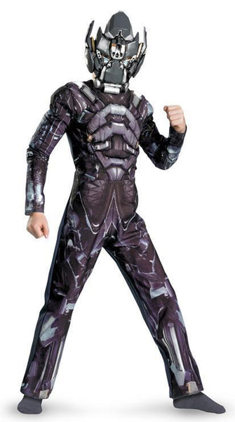 Kids Iron Hide Muscle Costume