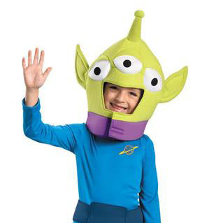 Boys Toy Story Alien Costume