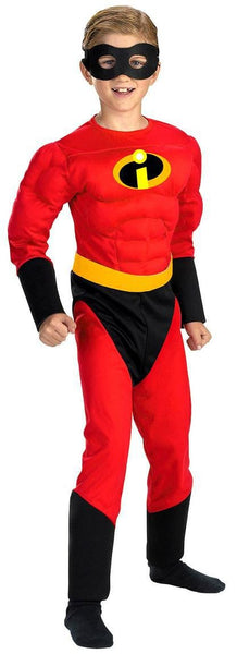 Kids Dash Muscle Deluxe Costume