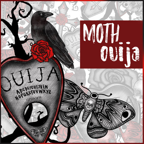 MOTH OUIJA COLLECTION