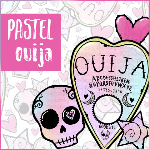 PASTEL OUIJA COLLECTION