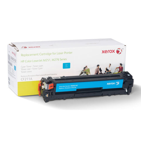 006r03182 Remanufactured Cf211a (131a) Toner, 1800 Page-Yield, Cyan