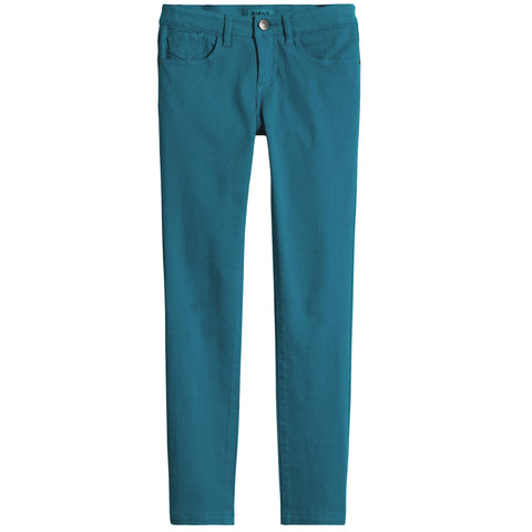 Colored Skinny Pant - Blue Sapphire