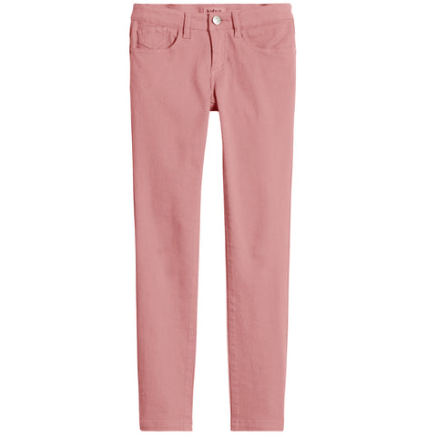 Colored Skinny Pant - Pink Nectar