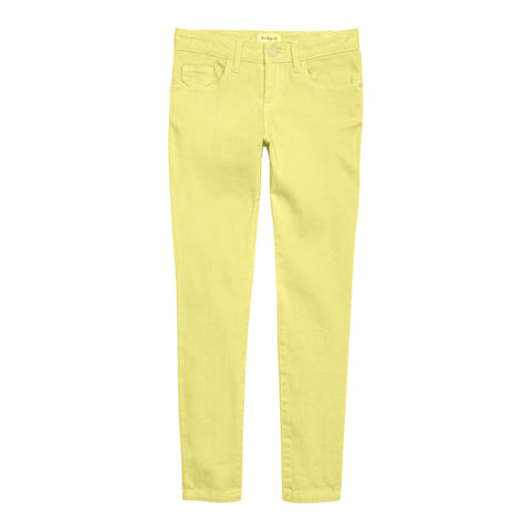 Colored Skinny Pant - Limelight