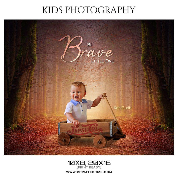 Karl Curtis - Kids Photography Photoshop Templates - Photography Photoshop Template