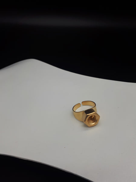 Single nut ring